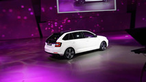 2013 Skoda Rapid Spaceback live at 2013 Frankfurt Motor Show 11.09.2013