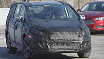 2015 Ford S-Max spied for the first time