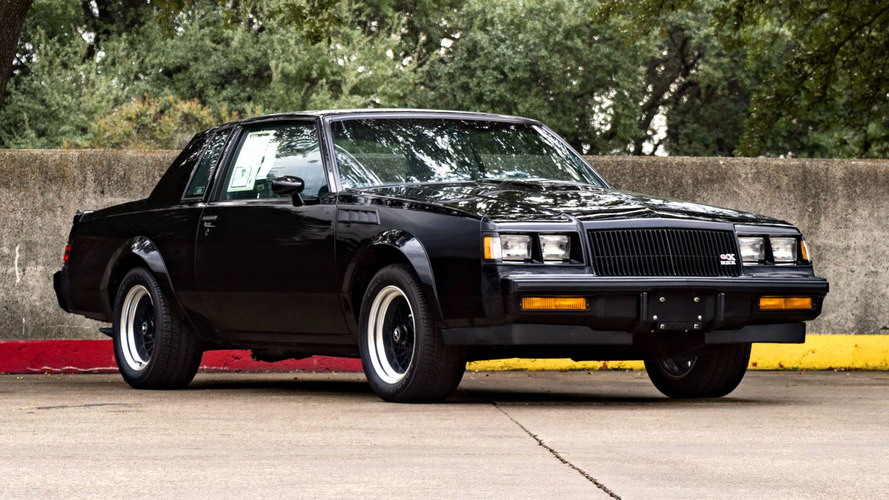 Is the last Buick GNX with only 68 miles worth $250k?