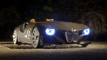 BMW 328 Hommage concept, Concorso d'Eleganza Villa d'Este, 22.05.2011