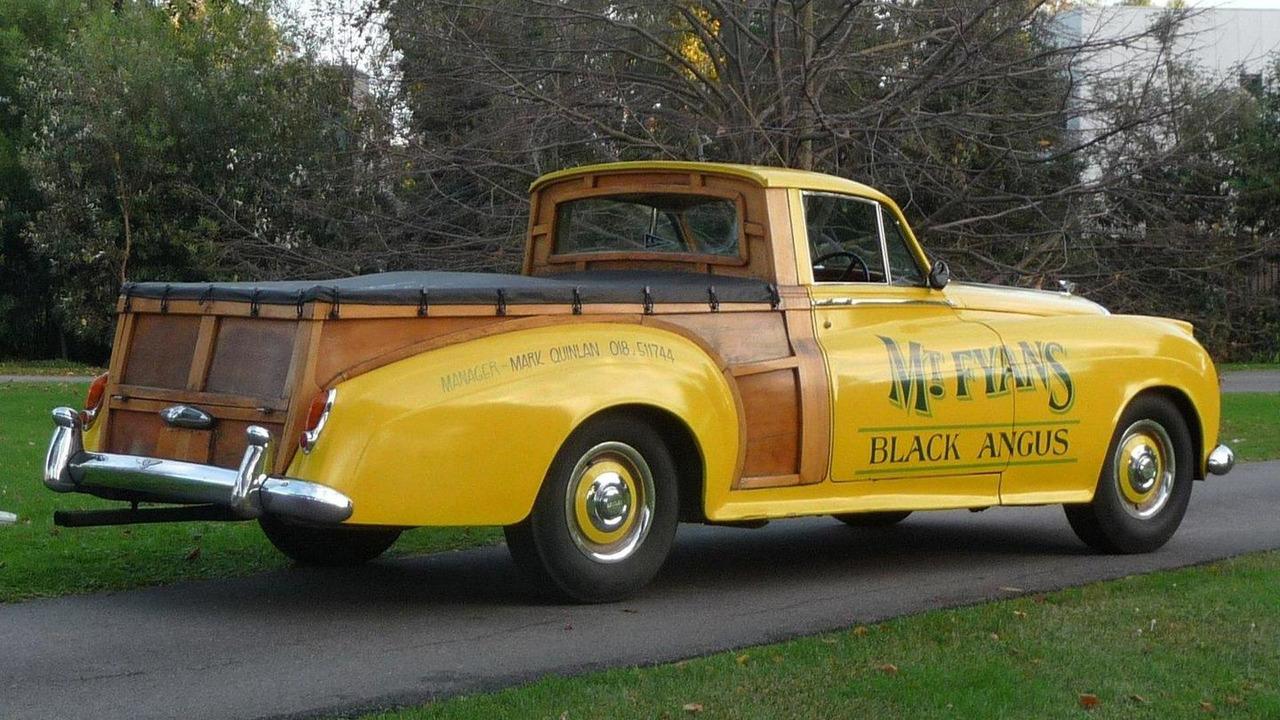 1956 Bentley S1 Ute 28.06.2011