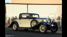 Rolls-Royce 20/25 Fixed-Head Coupe