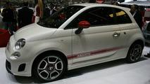 Fiat 500 Abarth World Debut at Geneva Motor Show