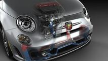 2012 Fiat 500 Abarth (U.S.-spec) unveiled in L.A. [video]