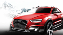 Audi Q2 Crosslane Coupe to debut in Paris