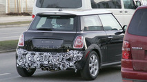 MINI Cooper S Facelift First Spy Photos