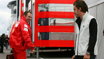 Alonso says Ferrari move not '100 per cent'