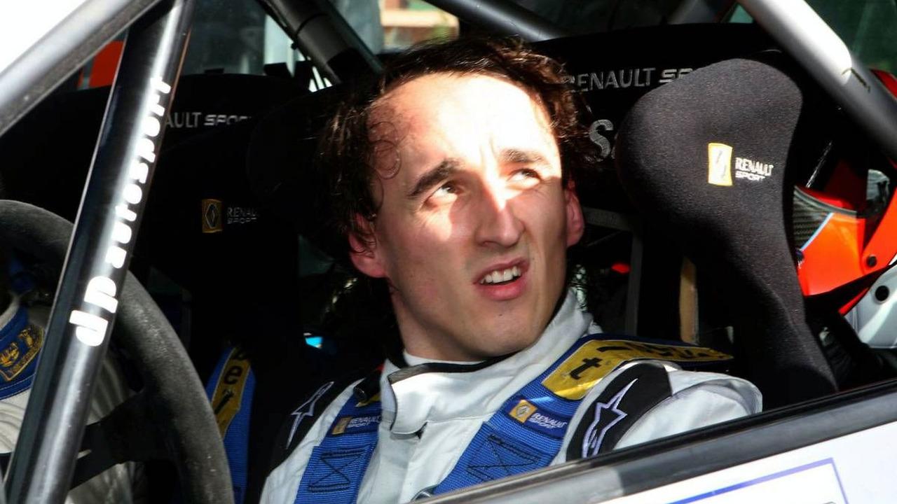 Robert Kubica (POL), Taormina-Messina Rally, Co-Driver Kusnierz Michal (POL) Renault New Clio R3C, 13.11.2009, Sicily