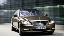 New Mercedes S-Class Facelift Showcased in Enticing Video