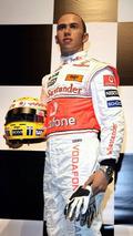 Lewis Hamilton Wax Work Figure Unveiled At Madame Tussauds