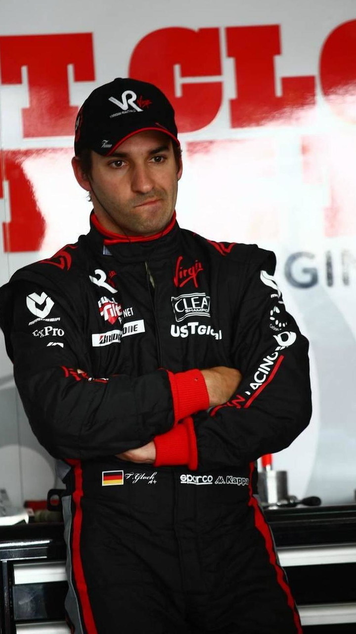 Timo Glock (GER), Virgin Racing, Spanish Grand Prix, 07.05.2010 Barcelona, Spain