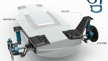 Kumho Fortis All-Electric Concept