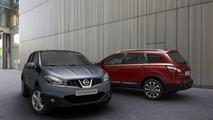 2010 Nissan Qashqai Facelift Revealed (UK)
