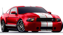 Shelby GTS concept preview images, 585, 26.08.2010
