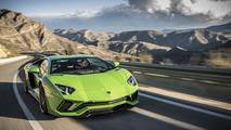 VIDÉO - Deux Lamborghini Aventador S affrontent la neige