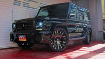 Mercedes-Benz G55 AMG by Office-K and Wald