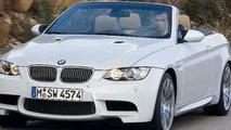 Leaked: BMW M3 Cabrio