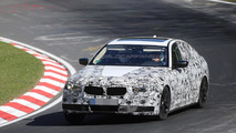 2017 BMW 5-Series spy photo