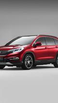 Honda introduces Euro-spec CR-V facelift with 160 HP 1.6-liter diesel engine
