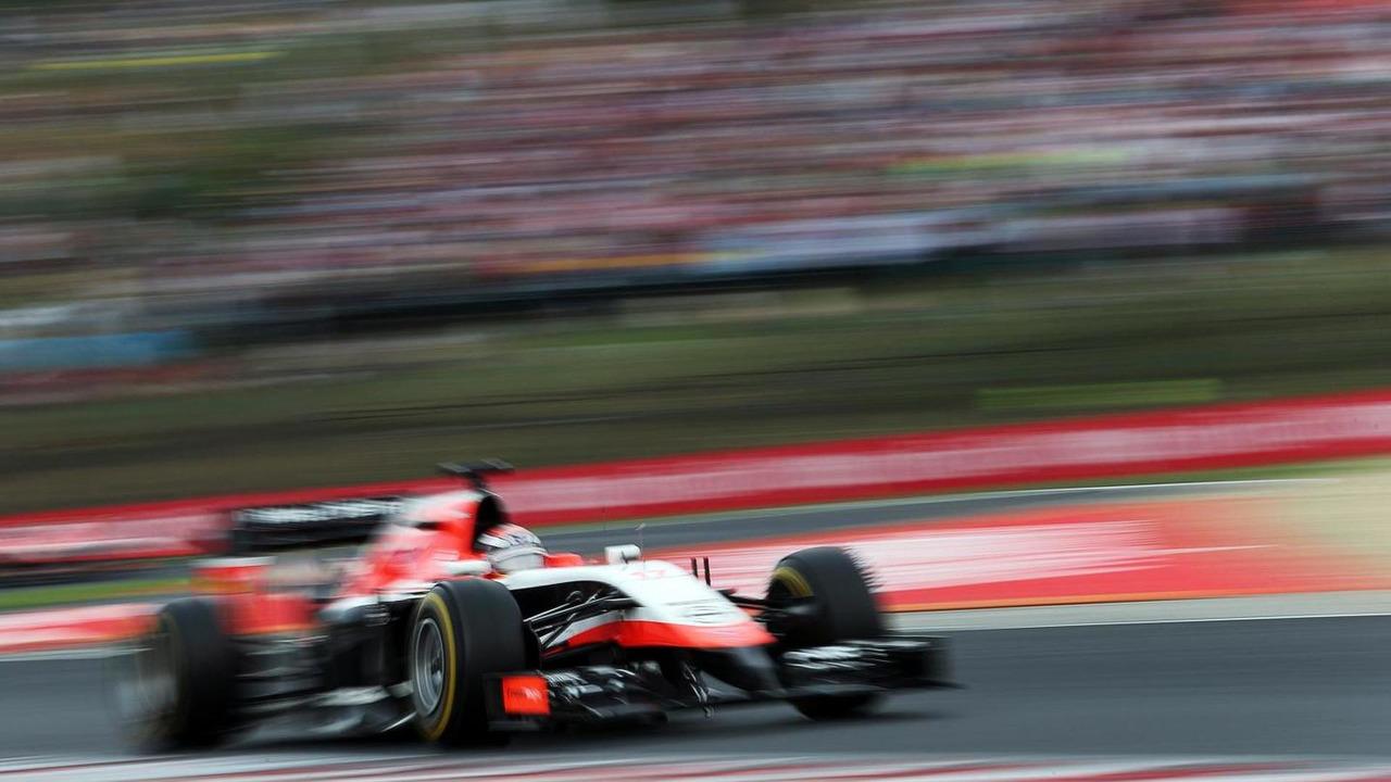 Jules Bianchi (FRA), 27.07.2014, Hungarian Grand Prix, Budapest / XPB
