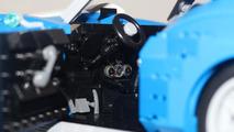 1969 Corvette gets recreated in Lego