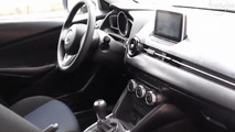 2015 Mazda2 interior cabin indirectly revealed [video]