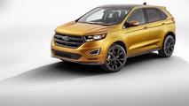 2015 Ford Edge 2.0 EcoBoost petrol engine detailed