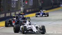 Bottas: Williams lost