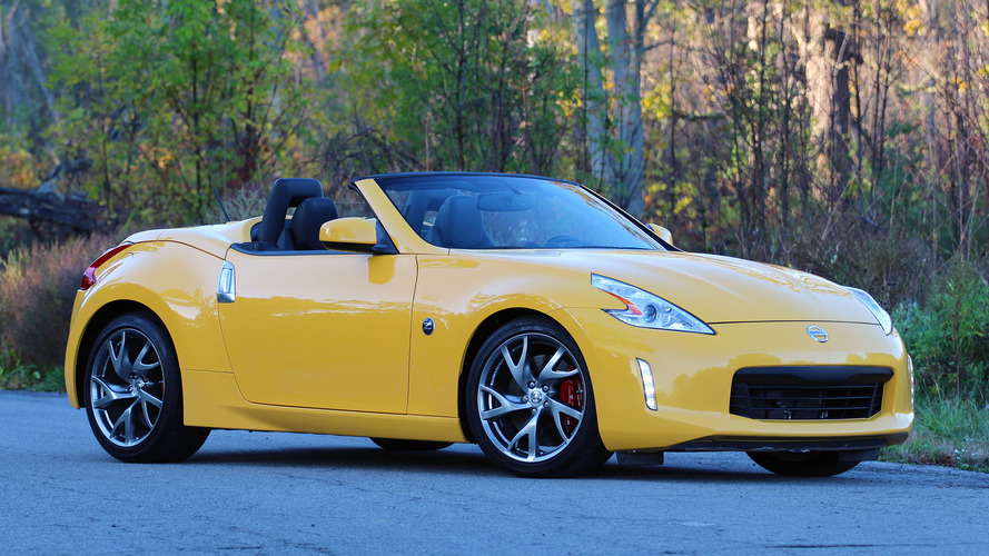 2017 Nissan 370Z Roadster Review