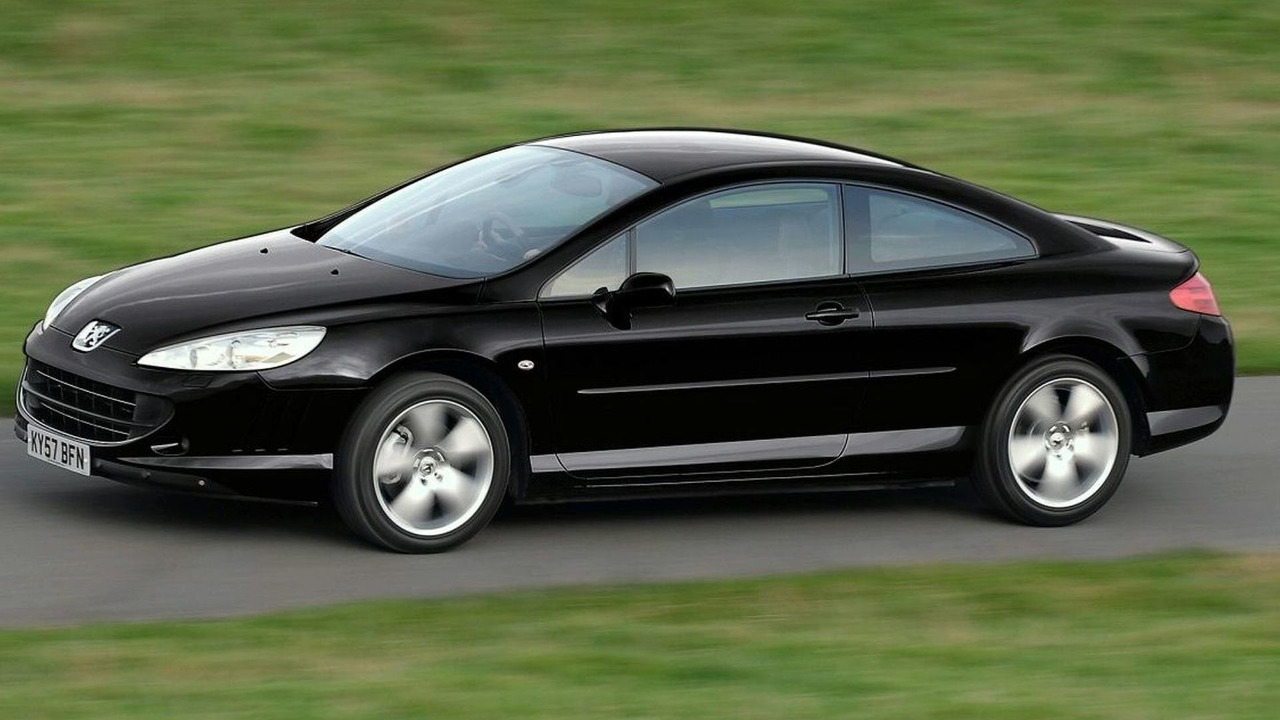 Peugeot 407 Coupe Bellagio