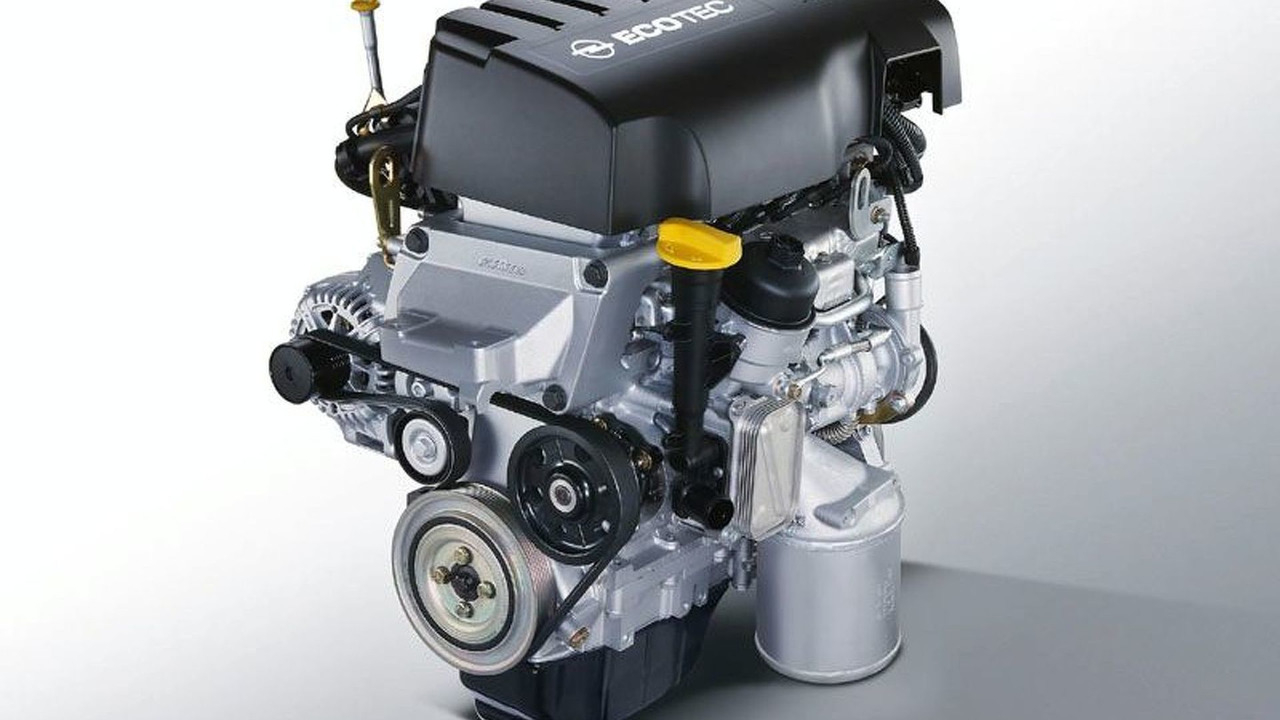 Opel 1.3 CDTI Engine