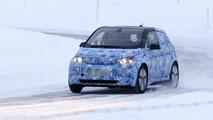 BMW i3 MegaCity Vehicle prototype spy photo in winter conditions