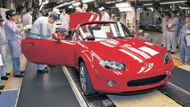 Production Starts of All-New Mazda MX-5