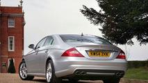 UK Mercedes CLS Impressions