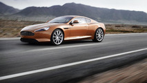 Aston Martin introduces the Virage ahead of Geneva