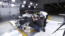 2013 BMW Megacity experimental research vehicle production teaser 02.07.2010