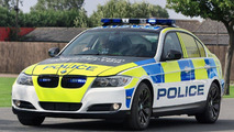 BMW to supply more police cars in the U.K.