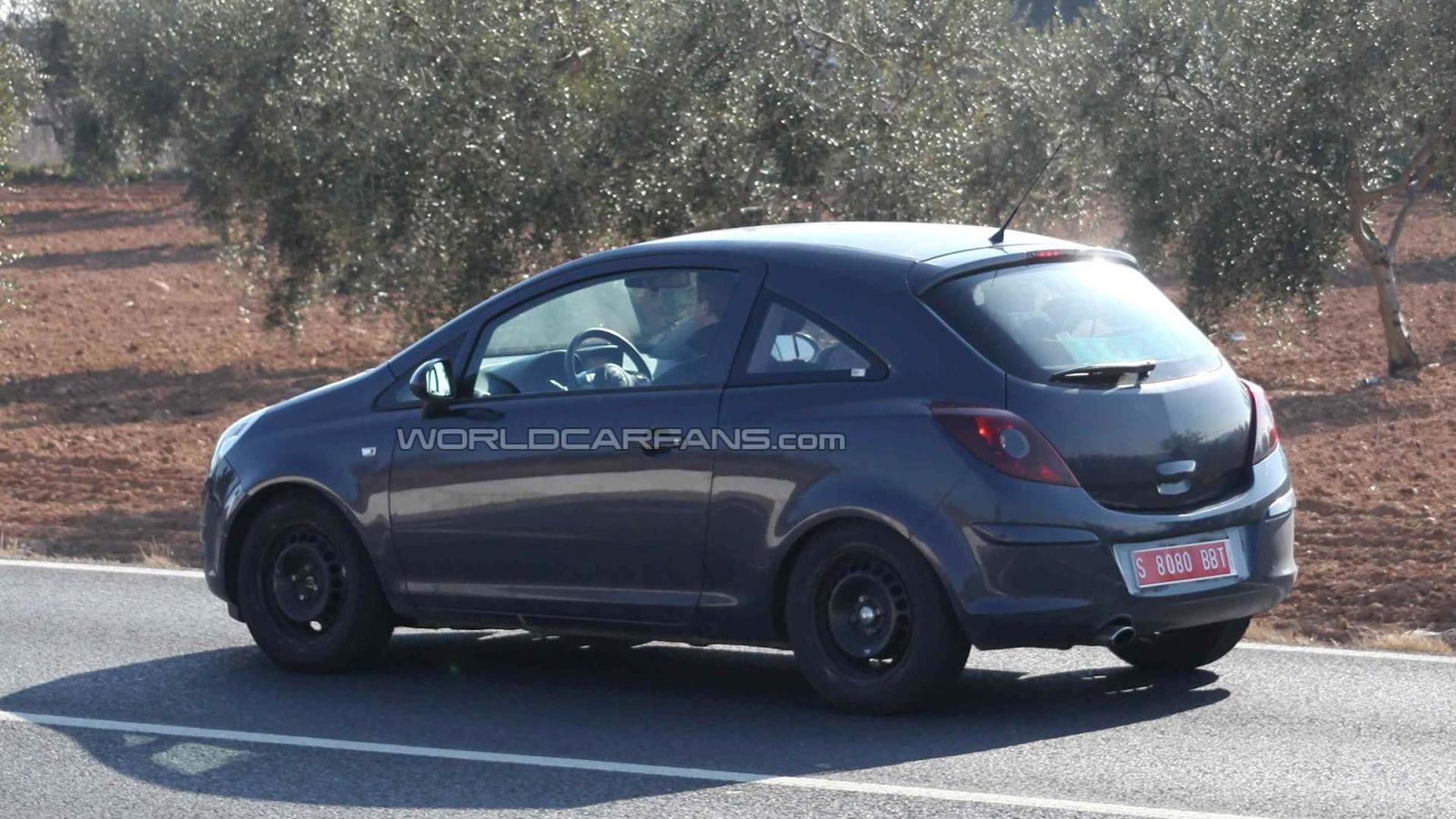 2013 Opel Allegra details emerge