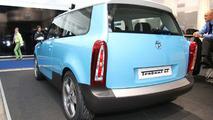 Trabant nt Concept at 2009 Frankfurt Motor Show