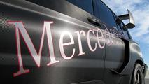 Mercedes GLK350 Hybrid Pikes Peak Rally Car by RENNtech - 25.2.2011