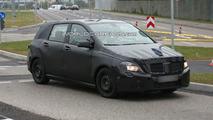 Next Generation Mercedes B-Class set for AMG Treatment