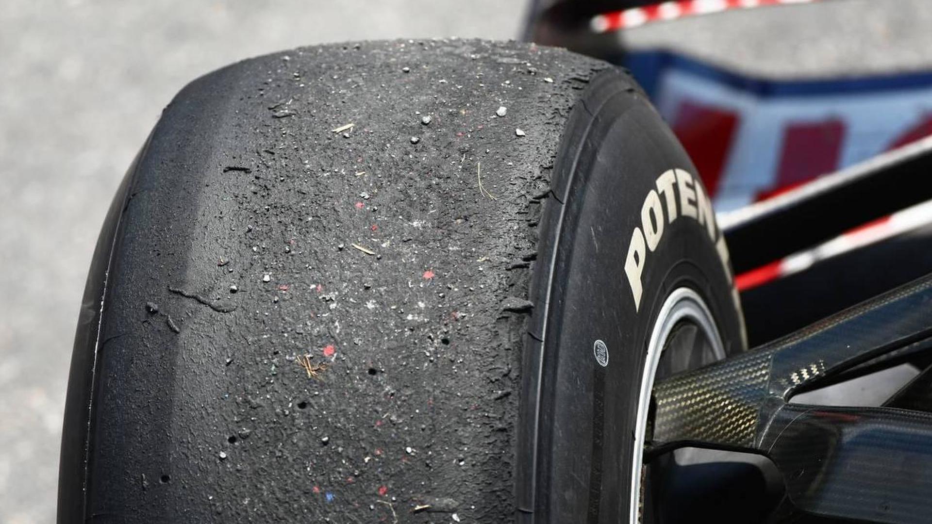 F1 figures frustrated with Bridgestone's 2010 tyre