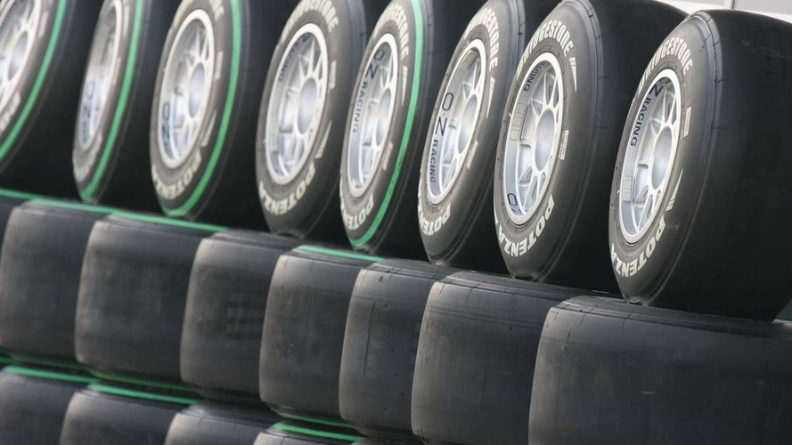 No more extreme tyre allocations for 2010