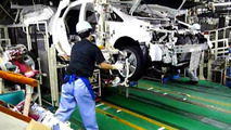 Japan auto industry post-tsunami follow up - plant shut downs extended