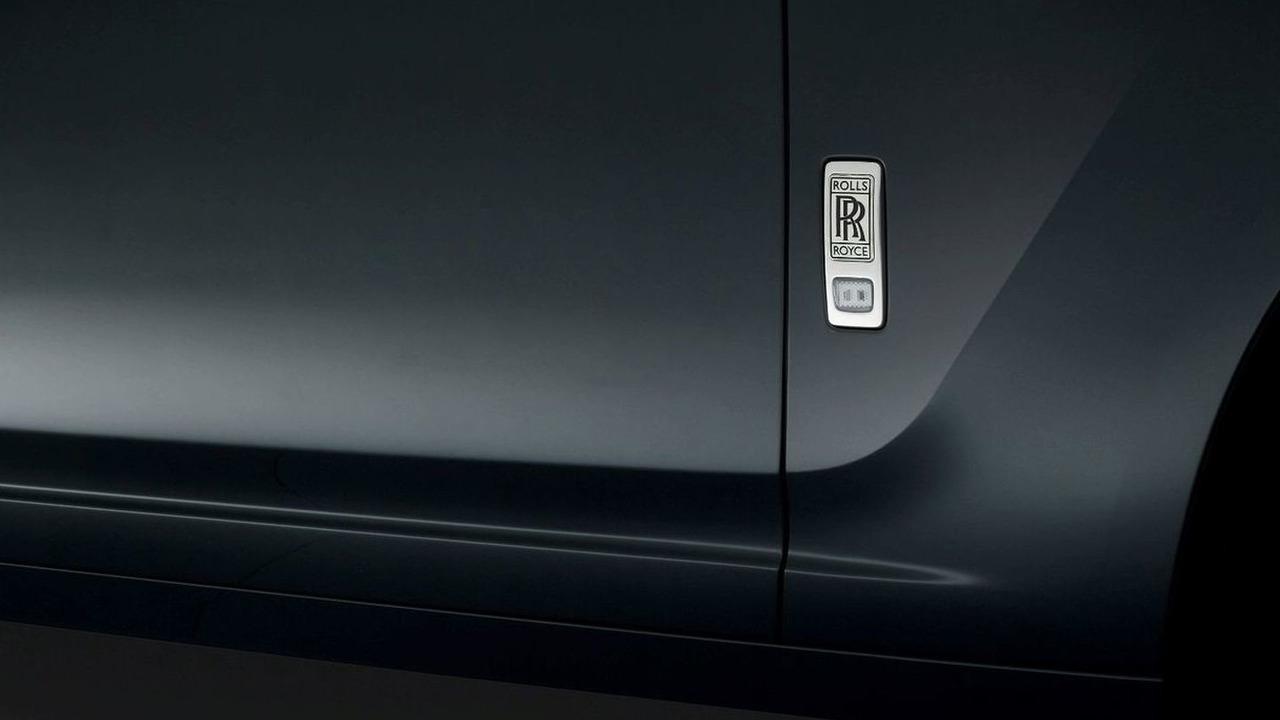 Rolls-Royce Ghost teaser photo