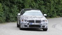 2016 BMW 5-Series Touring spy photo
