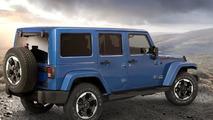 2014 Jeep Wrangler Polar Edition headed to the U.S.