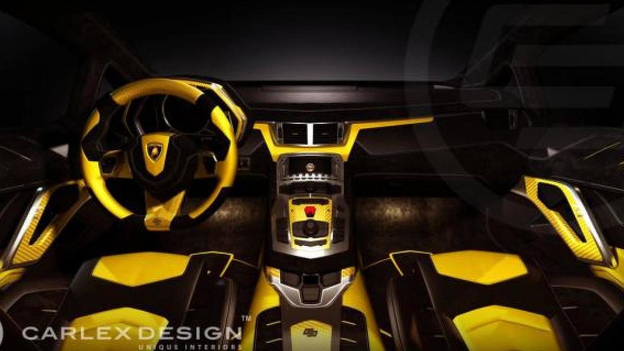 Lamborghini Aventador LP 720-4 50° Anniversario by Carlex Design
