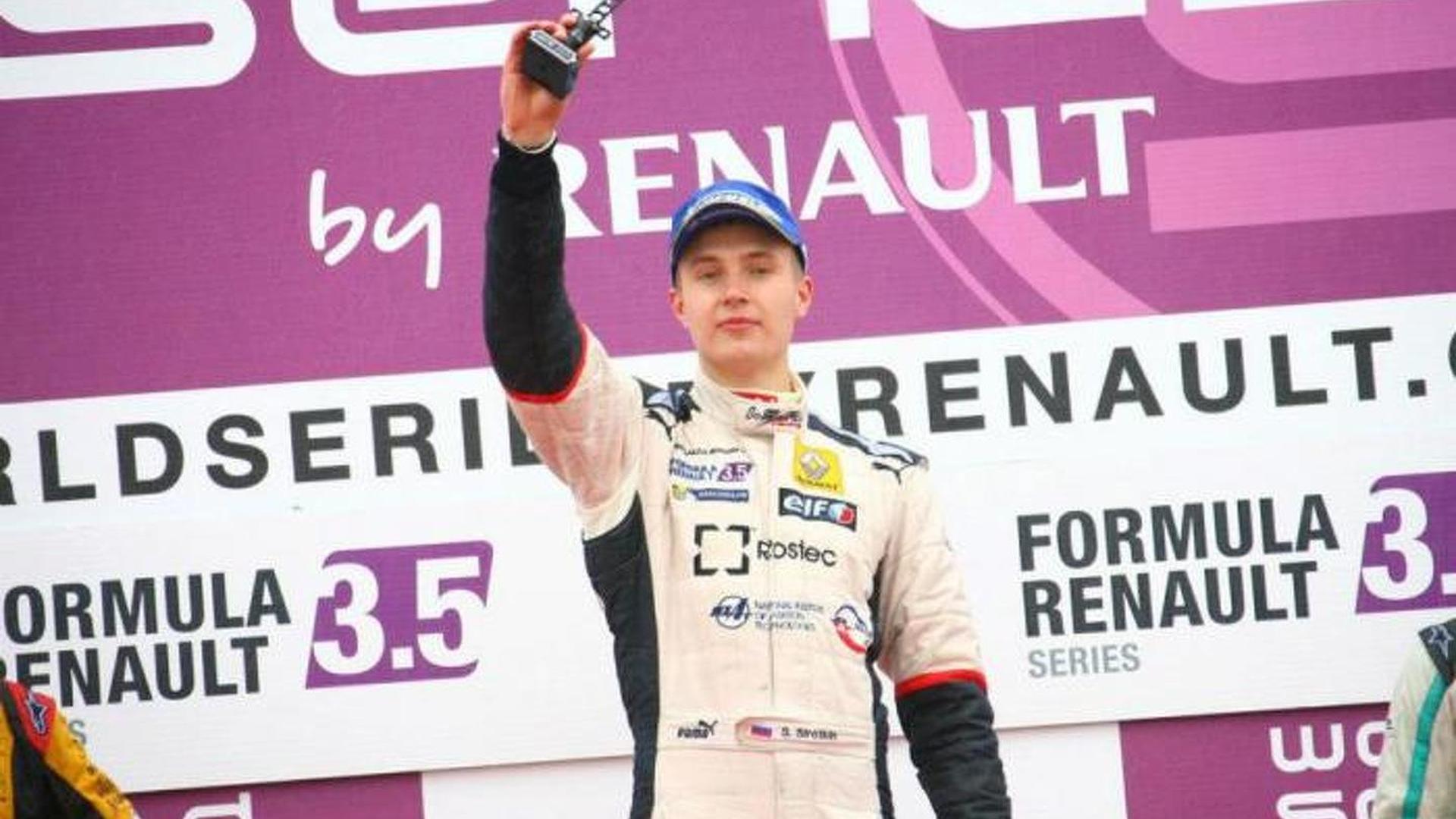 New Sauber driver linked to saviour Russian sponsor