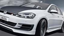 Volkswagen Golf VII by Caractere